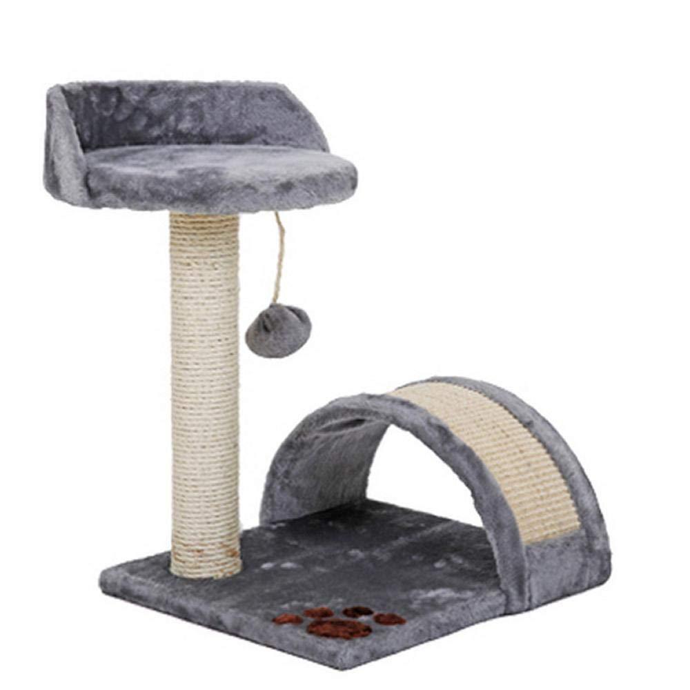 trova il tuo preferito qui Axiba Alberi di di di Gatto,Cat Arrampicata Colonna Gru a Benna di Gatto di Frame per Gioco Dormire 40 cm  35  50cm  n ° 1 online