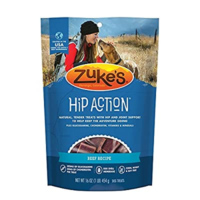 Zuke's Hip Action Dog Treats from Zuke's