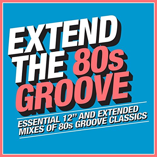 CD : VARIOUS ARTISTS - Extend The 80s: Groove / Various (United Kingdom - Import, 3PC)