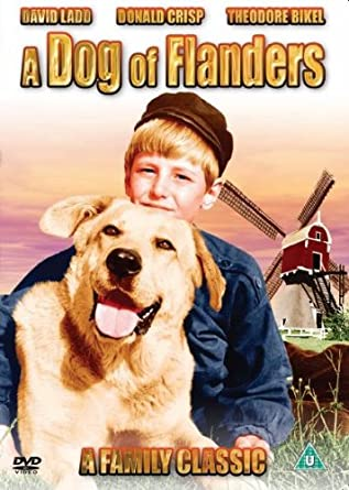 A Dog of Flanders (1959 film) A Dog of Flanders DVD 1959 Amazoncouk David Ladd Donald
