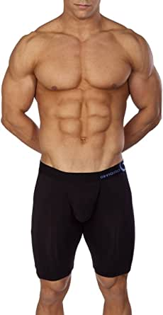 Obviously Island Breeze - Naked - Boxer Brief 9 inch Leg