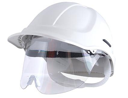 Scott casco protector style 600 blanco HC600V/HXSPEC W