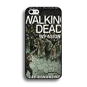 Hardshell Case for Iphone 6 Plus/6s Plus 5.5 Inch,Creative Design The Wolking Dead-zombie blood dead American TV series Customized Iphone 6 Plus/6s Plus 5.5 Inch Phone Case