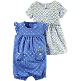 Carter's Baby Girls' 2 PK 121h240