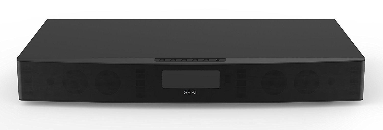 Seiki SBASE301 Sound Base (Black) by SEIKI