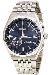 Citizen Eco-Drive CC3020-57L Mens Satellite Wave-World Time GPS