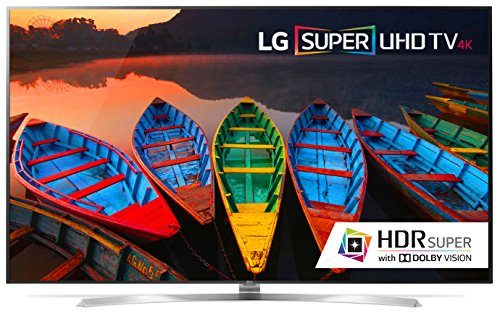 "LG 75UH8500 Series 75"" Class UHD Smart IPS LED TV"