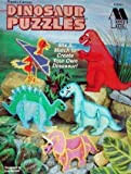 img - for Plastic Canvas Dinosaur Puzzles (Annie's Attic #879507) book / textbook / text book