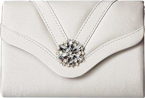 Silver One Jessica Clutch Size Alexis 1 Women's McClintock qwvwI7H