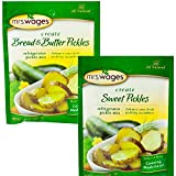 Bread and Butter Refrigerator Pickles Refrigerator Pickle Mix, Bread & Butter, Sweet Pickle (2 Pack)