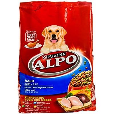 ALPO DOG FOOD BEEF,LIVER & VEGETABLE FLAVOUR 1500 G