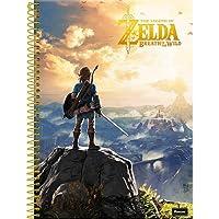 Caderno Universitário Zelda, Foroni 63.6140-2, Multicor