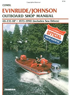 Johnsonevinrude outboards 1973 89 repair manual clarence w coles evinrudejohnson 48 235 hp ob 73 90 clymer marine repair series fandeluxe Image collections