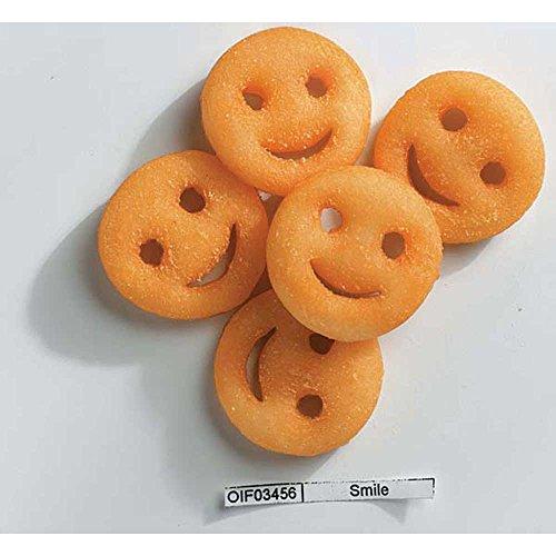 McCain Ore Ida Smiles Fun Shaped Mashed Potato, 4 Pound -- 6 per case