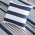 Intelligent Design Paul Twin/Twin XL Size Teen Boys Quilt Bedding Set - Blue Grey