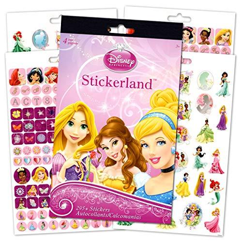 Disney Princess Stickers ~ 295+ Reward Stickers (Cinderella and Friends) ()