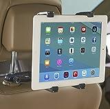 tablet tv headrest car mount - High Road iPad and Tablet Headrest Mount for Car