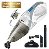 Handheld Vacuum, THZY Rechargeable Handheld Vacuum Cordless with...