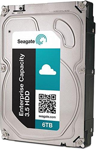 Seagate Enterprise Capacity 3.5 HDD 6TB 7200RPM 12Gb/s SAS 128 MB CacheInternal Bare Drive ST6000NM0034 Sas Enterprise Hard Disk Drive