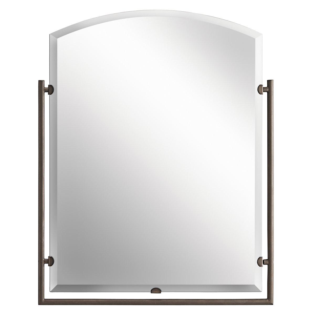 amazon com kichler 41056ni mirror home kitchen