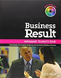 Business Result Advanced: Student's Book with DVD-ROM and Online Workbook Pack