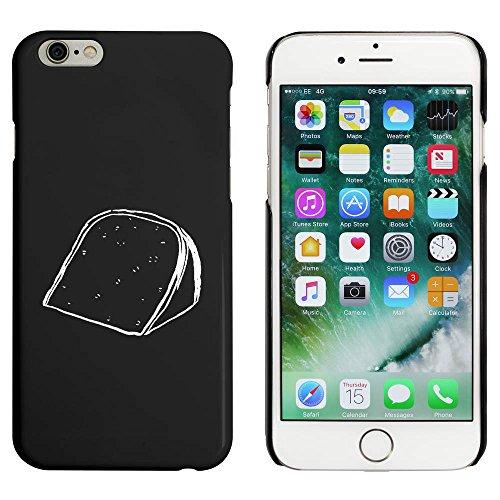Noir 'Fromage' étui / housse pour iPhone 6 & 6s (MC00027457)