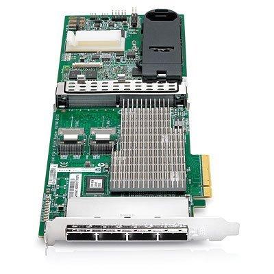 HP 487204-B21 Smart Array P812/1GB Flash 8-ports Int/16-ports Ext PCIe x8 SAS Controller by HP