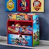 Delta Children 6-Bin Toy Storage Organizer, Nick