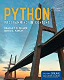img - for Python Programming In Context book / textbook / text book