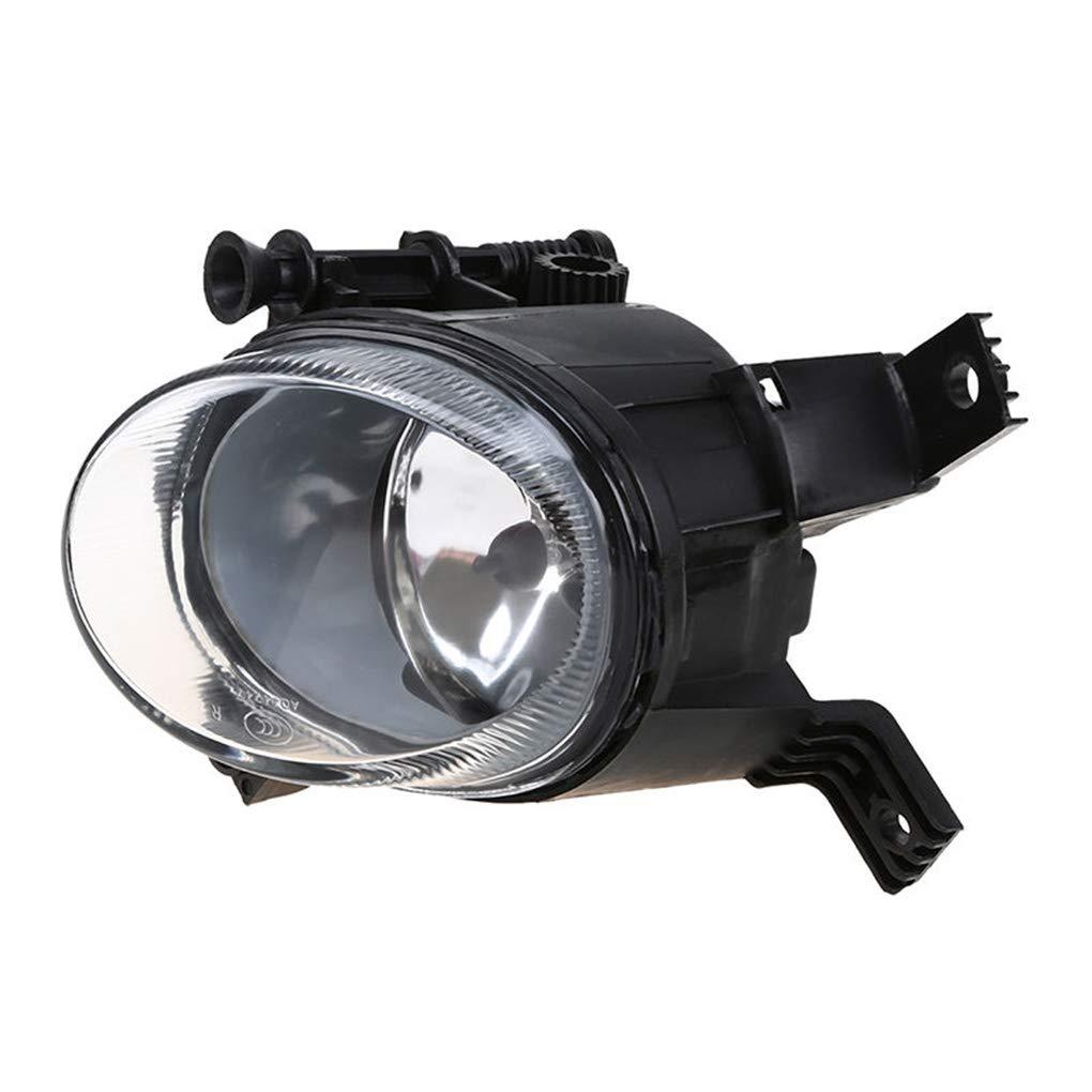 Regard Natral Autom/óviles 8E0941700 Derecho Accesorio Foglight Coche de sustituci/ón para el per/íodo 2000-2005 A4 B6 sed/án Audi luz de Niebla