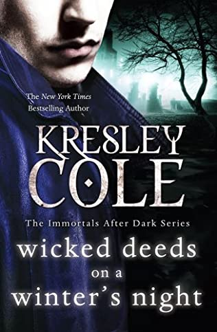 book cover of Wicked Deeds on a Winter\'s Night