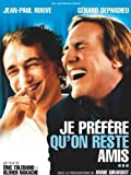 Je prefere qu'on reste amis (English Subtitled)