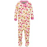 """Product review for Elowel Baby Girls footed """"Flamingo"""" pajama sleeper 100% cotton (6M-5Y)"""