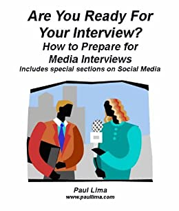 how to prepare a social media interview