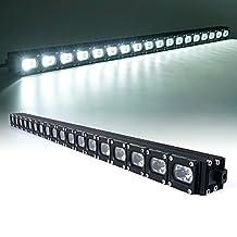 "Xprite C7 Alpha Series 90W 30"" Inch Single Row Optical Replaceble Lens CREE LED Work Light Bar For ATV UTV SBS Off-Road"