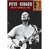 Pete Seeger : live in Australia, 1963