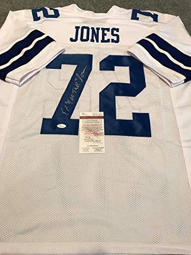 80937ae8 Ed Jones Cowboys Memorabilia, Cowboys Ed Jones Memorabilia, Ed Jones ...