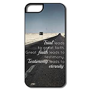 Alice7 Faith Case For Iphone 5,Funny Iphone 5 Case