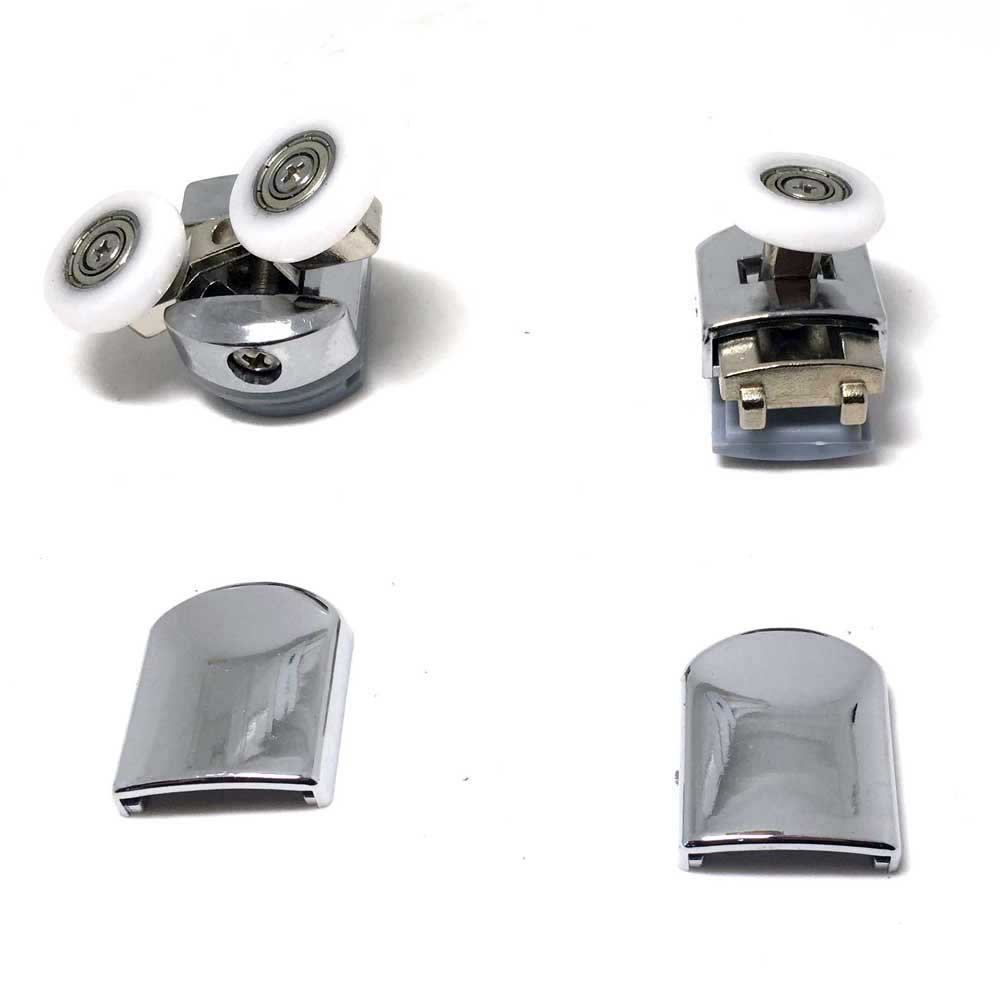 Replacement Shower Door Runner Wheels / Rollers 25mm CY-908AB