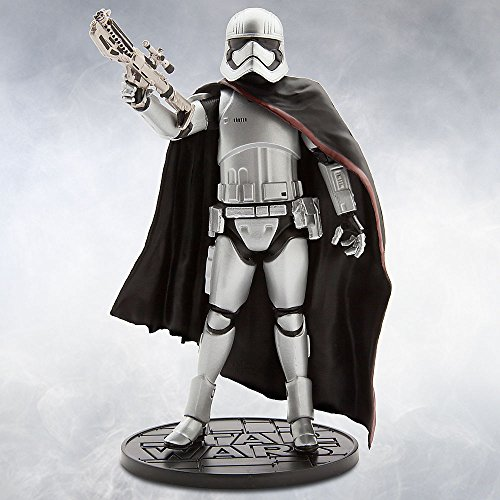 Star Wars Captain Phasma Elite Series Die Cast Action Figure (Star Wars Diecast)