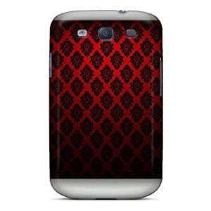 Hard Protective For SamSung Galaxy S5 Case Cover - Red And Black