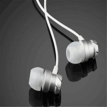 superior ZRL Original 3.5mm Stereo Heavy Bass in-Ear Earphone W//HD Mic for Laptop MP3 PC Lot