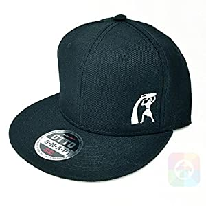 Zodiac Sign Aquarius Flat Six Panel Pro Style Snapback OttoCap #1881