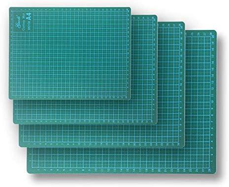 Luckya ホームツールA3パッドカッティングパッドマニュアルパッド両面カット紙彫刻プレートレザーグッズDIYセット