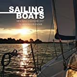 Sailing Boats Mini Wall Calendar 2017