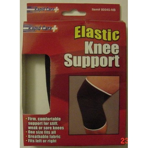 (Rapid Care - Elastic Knee Support)