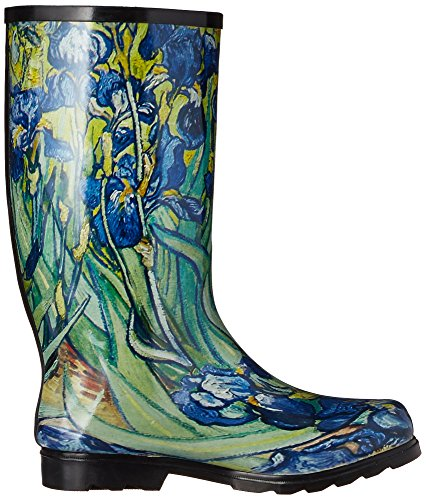 Nomad Women's Puddles Rain Iris Boot xfqYf0gP