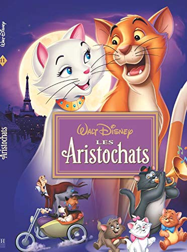 Les Aristochats Cinema Les Chefs D Oeuvre Disney Cinema English And French Edition Disney Walt 9782014631531 Amazon Com Books