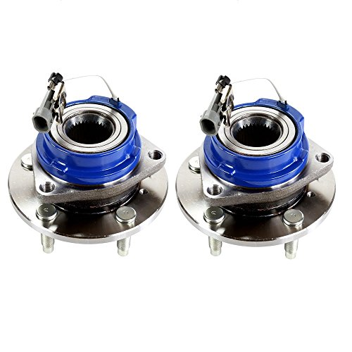 Prime Choice Auto Parts HB613123PR Front Hub Bearing Assembly (Deville Front Hub And Bearing)