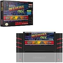 Retro-Bit Jaleco Brawler's Pack SNES Cartridge - Super NES;